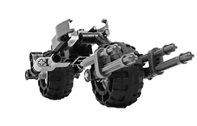 Batpod V3