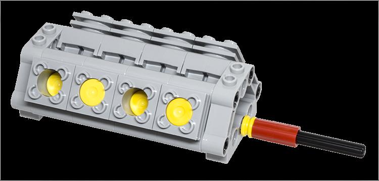 The Best Lego Technic Engine Kit