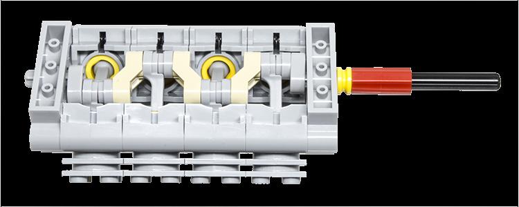 LEGO Technic Building Tip - Internal Combustion Engine - ICHIBAN Toys